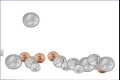 Teaching Coins for kids - Teaching US Currency Coins -  English