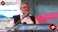 [یوم مصطفیٰ ص] Speech Muhammad Yunus Barai - University of Karachi - 12 March 2013 - Urdu