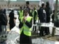 Toronto Protest For Sibte Jafar- Br. Mesum Reciting Noha 23Mar2013 - English