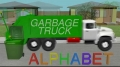 Alphabet Garbage Truck - Learning for Kids - English