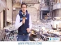 [03 April 2013] Yarmouk refugees ensnared in Damascus battle - English
