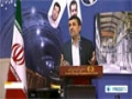 [10 April 2013] Iran inaugurates major nuclear projects - English