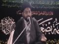 [01] Seerat-e-Zahra (s) - 1st Rabi-us-Sani 1434 A.H - Moulana Syed Taqi Raza Abedi - Urdu