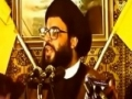Collection of speeches from Sayyed Hassan Nasrallah - Arabic sub English
