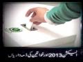 الیکشن 2013 اور خواتین کی ذمہ داریاں - Special Interview of Khwahar Seema Hasnain - Urdu