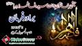 [جشن میلاد زہرا س] Manqabat Brother Farman - 5 May 2013 - Urdu