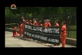 [18 May 13] Protests in front of White House for the closure of Guantanamo - Urdu