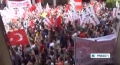 [18 May 13] Turkish protesters demand Turkish Prime Minister step down - English