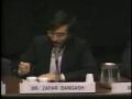 1989- Debate Panel on Israel, Zafar Bangash, Norman Finkelstein and Wolf Blitzer Part 6 - English