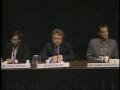 1989-Debate Panel on Israel, Zafar Bangash, Norman Finkelstein and Wolf Blitzer Part 5 - English