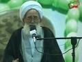 زلال سخن: سخنرانی : حجت الاسلام نظری منفرد -Farsi