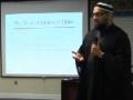 [Day 1 - Part 2] - Summer Camp - Towards a balanced life - T.I Sayed Asad Jafri - English