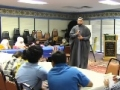 [Day 2] - Summer Camp - Akhlaaq (Manners) - T.I Sayed Asad Jafri - English
