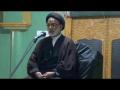 [03] Zindagi Baad al-Maut - 3rd Rabi-ul-Akhir 1434 A.H - Moulana Syed Mohammad Askari - Urdu