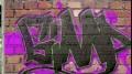 GIMP - Realistic Graffiti on Brick Text - English
