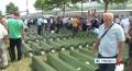 [11 July 13] 409 victims of Srebrenica massacre reburied in Bosnia - English