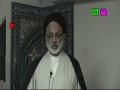 [03][Ramadhan 1434] H.I. Askari - Tafseer Surah Yusuf - 12 July 2013 - Urdu
