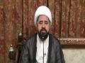 [02] فضیلت ماہ رمضان المبارک Ramazan Special Lectures - H.I. Amin Shaheedi - Ramazan 1434 - Urdu