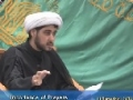 [11][Ramadhan 1434] Importance of Prayers - Sh. Mahdi Rastani - 20 July 2013 - English