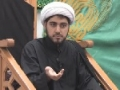 [12][Ramadhan 1434] Tips for Self-Building (I) - Sh. Mahdi Rastani - 21 July 2013 - English