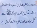 [21 July 2013] Protest against attack on bibi Zainab s.a Shrine - Islamabad - Urdu