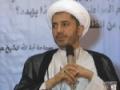 [19 July 2013] لقاء الشيخ علي سلمان بأهالي مدينة حمد Arabic