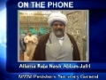 Velayat News (Exclusive Phone Interview: Allama Raja Nasir Abbas Jafri, MWM Pakistan S.G) 07-23-13 - English Urd