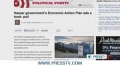 [24 July 13] Critics slam Harper govt. Economic Action Plan ads - English