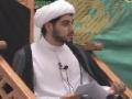 [14][Ramadhan 1434] Lessons from the Life of Imam Hasan (a.s) (I) - Sh. Mahdi Rastani - English