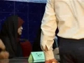 Fatima Zahra as muhafizah wilayat - Quiz Competition Pt 1 - Urdu