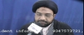 Interview on Terrorist Attack on Holy Shrine of Shahzadi Zainab (s) - Moulana Taqi Agha - Urdu