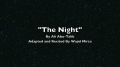 The Night - Noha Shahadat of Imam Ali (a.s) - English