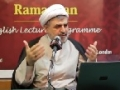 [04][Ramadhan 1434] Qualities of the Believers - Shaykh Bahmanpour - English