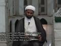 Jehad-e-Ameerul Momeneen (as) - 8 | Agha Jaun | 27 Ramadhan 1434 (Mahuva Gujarat) - Urdu