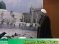 [MC 2013] H.I. Sahlani - Speech during Namaz - 15 June 13 - English