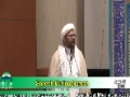 [MC 2013] H.I. Baig - Speech during Namaz - 15 June 13 - English