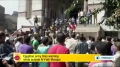 [1] Egyptian army fires warning shots outside al-Fath Mosque - English