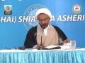 2 Ramazan 1434 - 2/3 - Seminar - Dua e Istaqbal e Mah e Ramazan - H.I. Shahid Raza Kashfi - Urdu