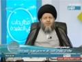 مطارحات في العقيدة | حديث خلق الله آدم على صورته - 3  - Arabic