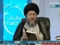 مطارحات في العقيدة | حديث خلق الله آدم على صورته - 6 - Arabic