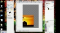 GIMP - Making an eBook Cover 2-Background and Gradient.avi  - English