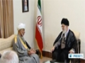 [27 August 2013] Omans Sultan Qaboos meets the Leader - English