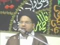 Majlis Lecture Topic Fazail Ahleybait- urdu