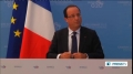 [06 Sept 2013] French president expresses his remarks on Syria at Saint Peters Bourg conference - English