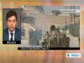 [08 Spet 2013] Fierce clashes between Syrian Army, militants over control of Christian town - English