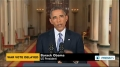 [11 Sept 2013] Obama postpones plans to launch military strikes on Syria - English
