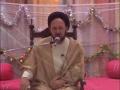 [Milad Imam Raza (A.S)] Speech H.I Syed Ali Hussain Madni - Urdu