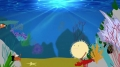 Fish & Shapes. Fun underwater - Learn shapes under the sea for children - English