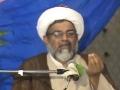 [17 Sep 2013] جشن ولادت امام رضاؑ - Speech H.I Raja Nasir Abbas - Lahore