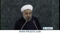 [26 Sept 2013] Rouhani speech, perfectly appropriate: Mark Glenn - English
